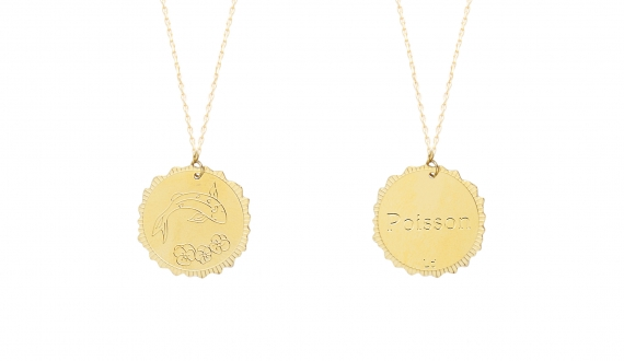 Médaille Poisson