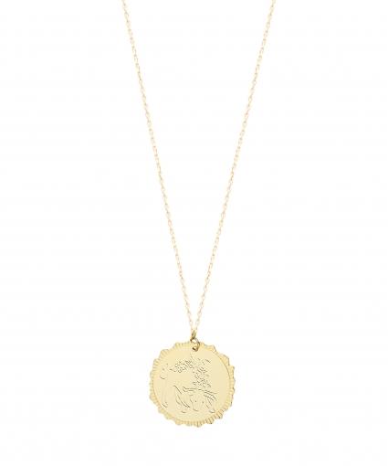 Médaille Taureau