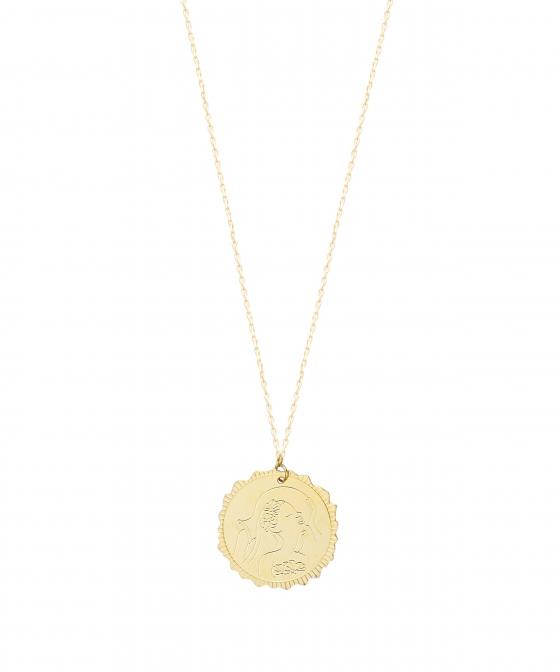 Médaille Verseau