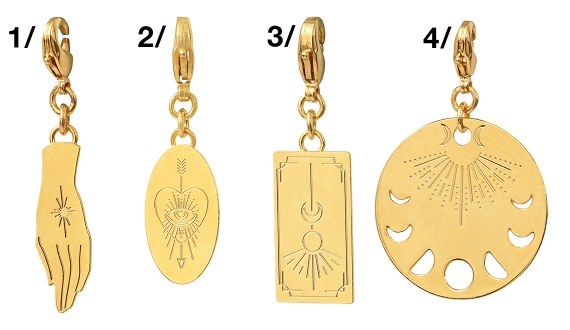 Hera (1 pendentif au choix)